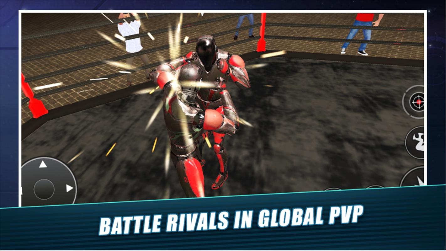 终极机器人战争
