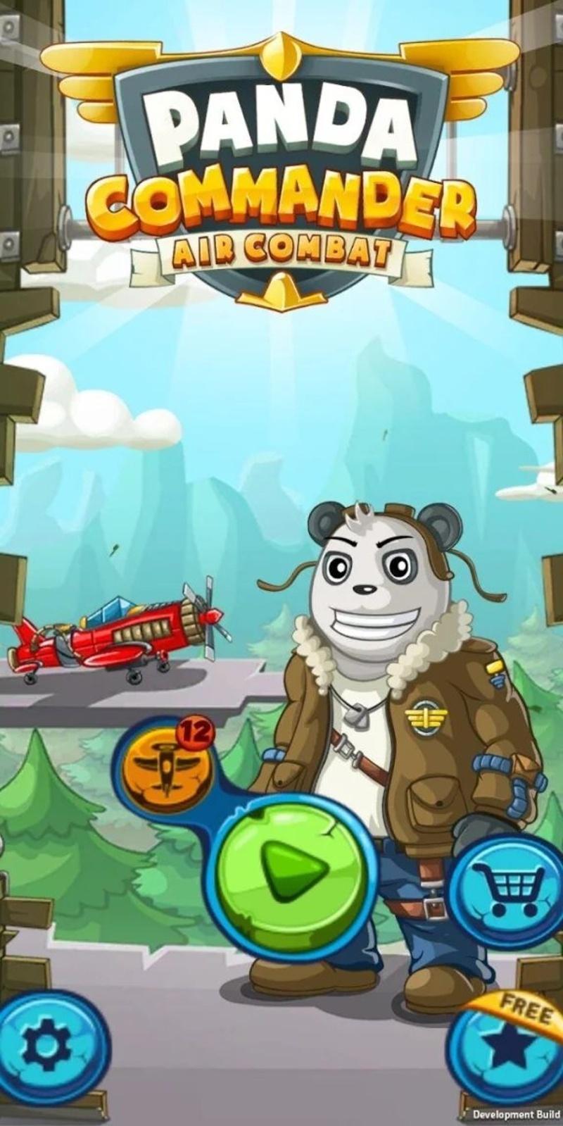 熊猫复仇游戏截图