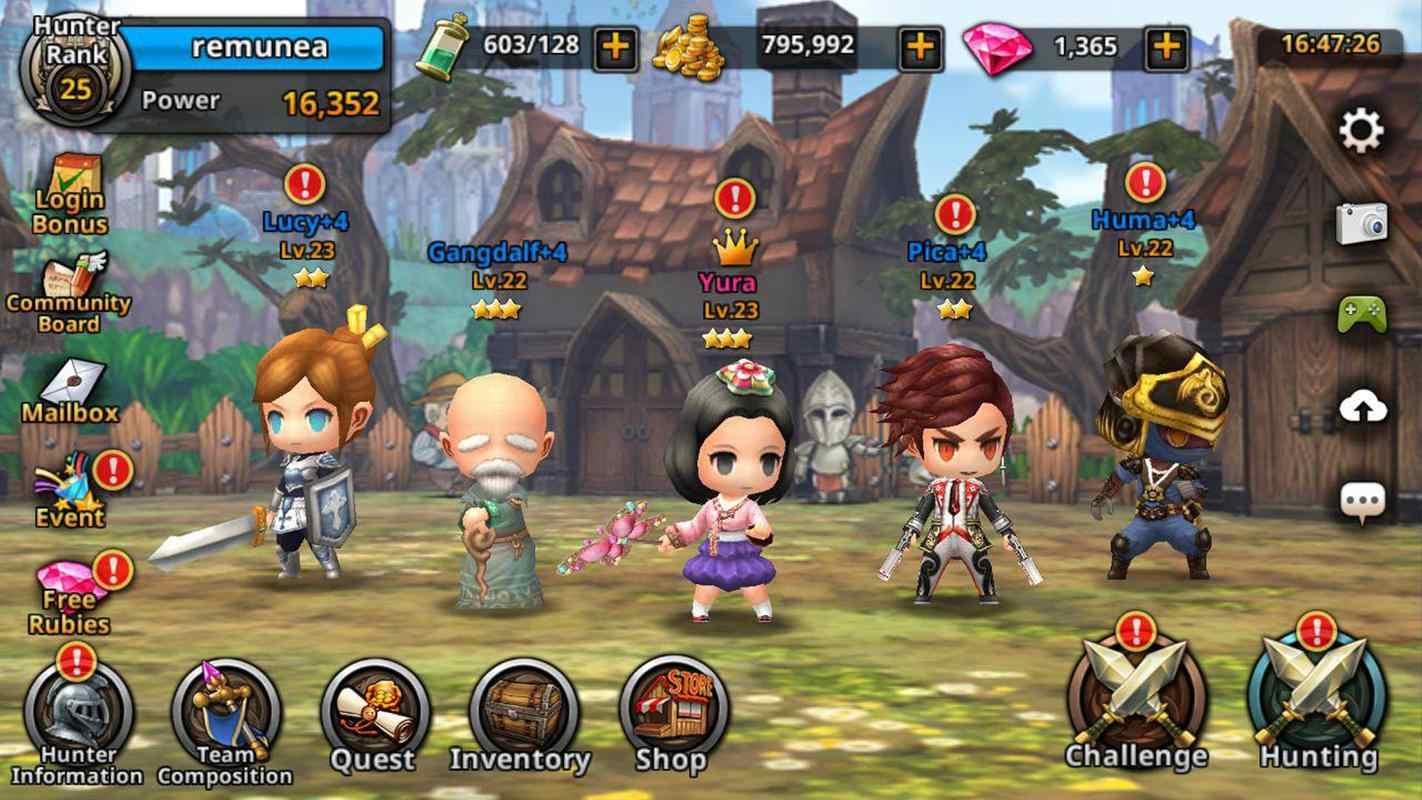 战斗队游戏截图3