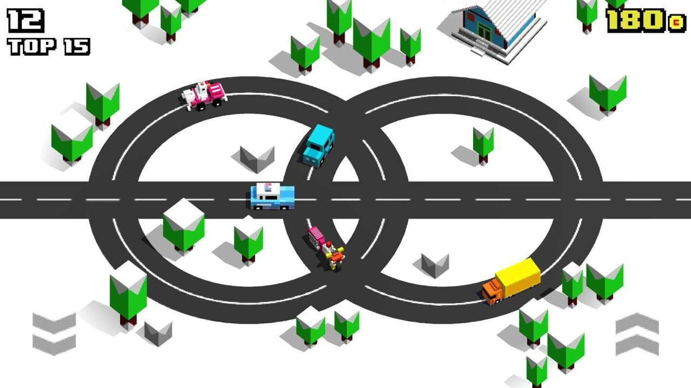 赛车环道驾驶