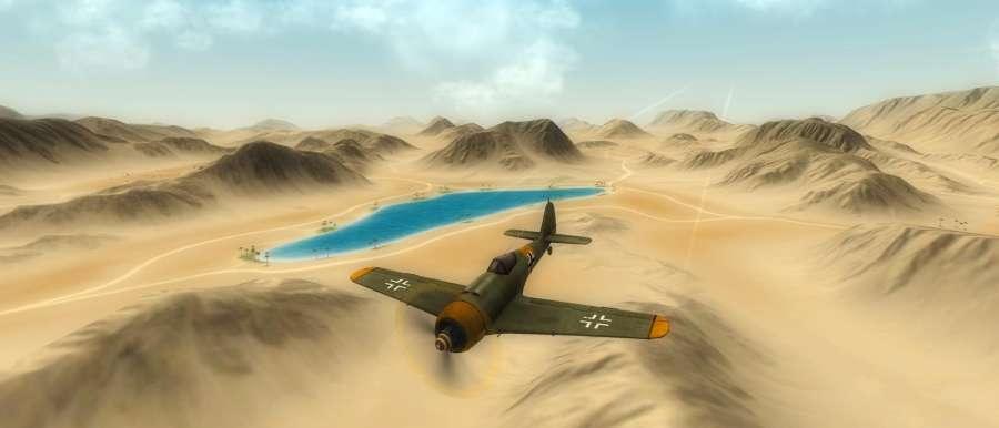 空战:二战王牌飞行员