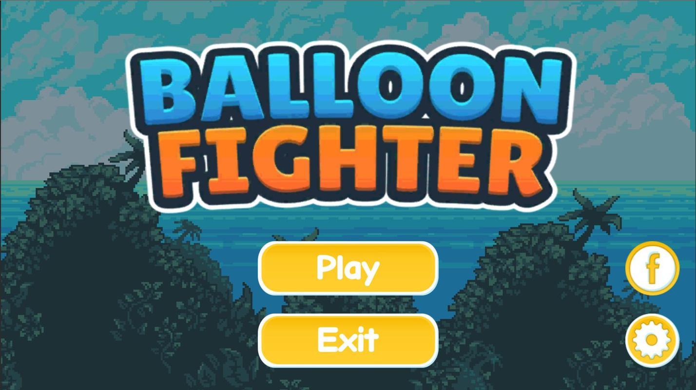 气球战士游戏截图