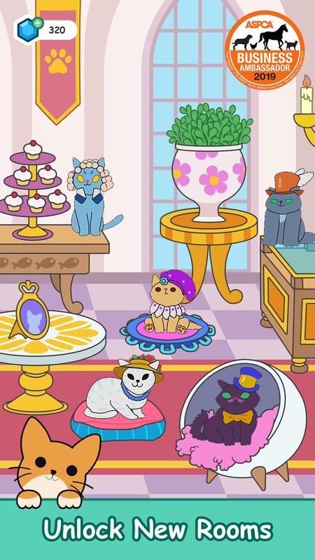 猫咪之塔游戏截图