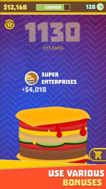 汉堡公司游戏截图