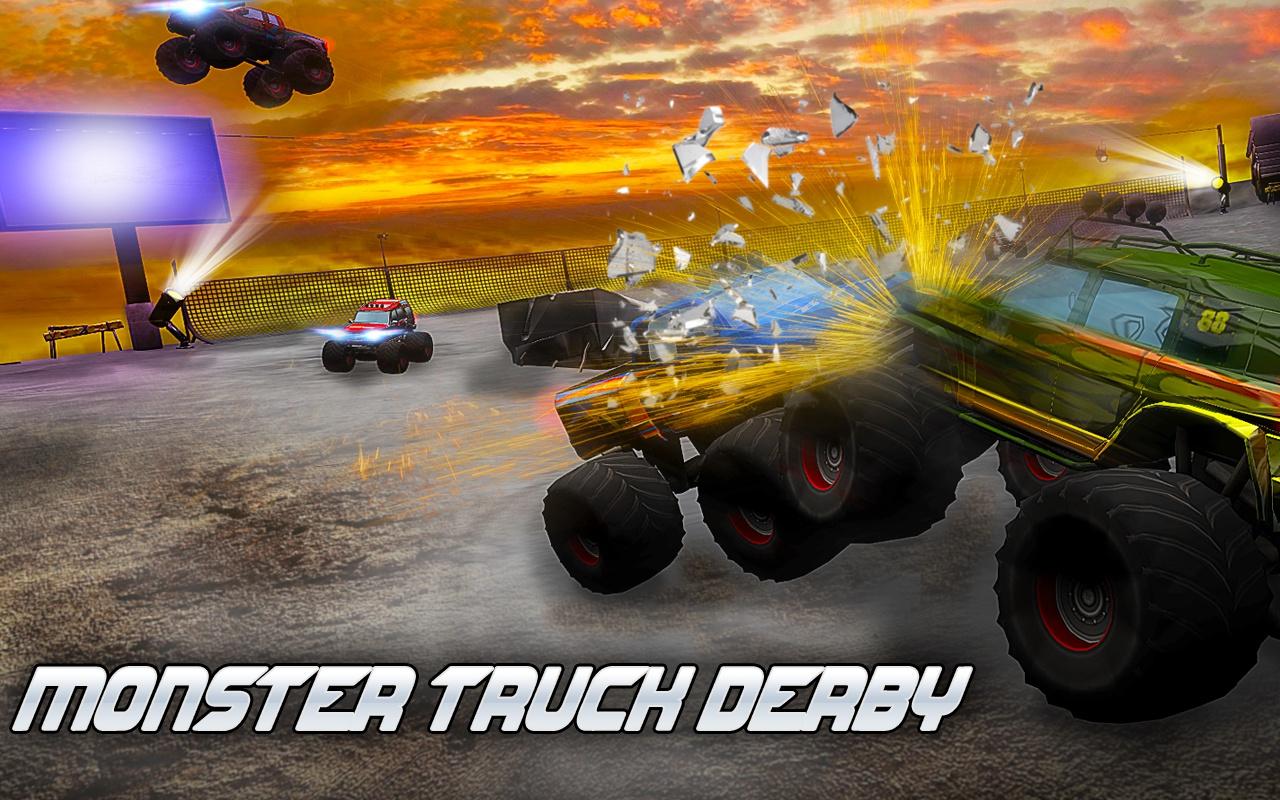 怪物卡车大赛