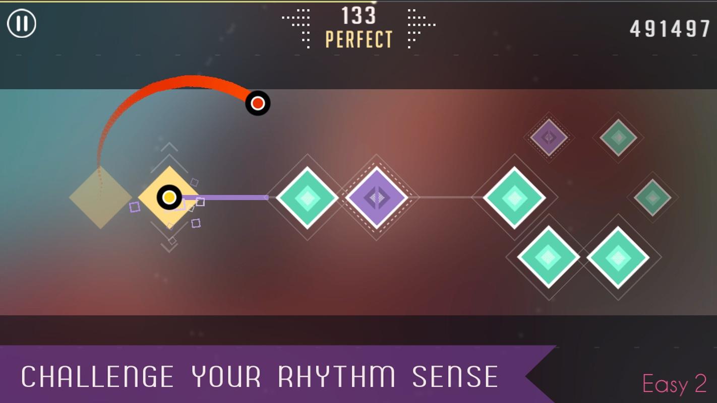 节奏砖块游戏截图