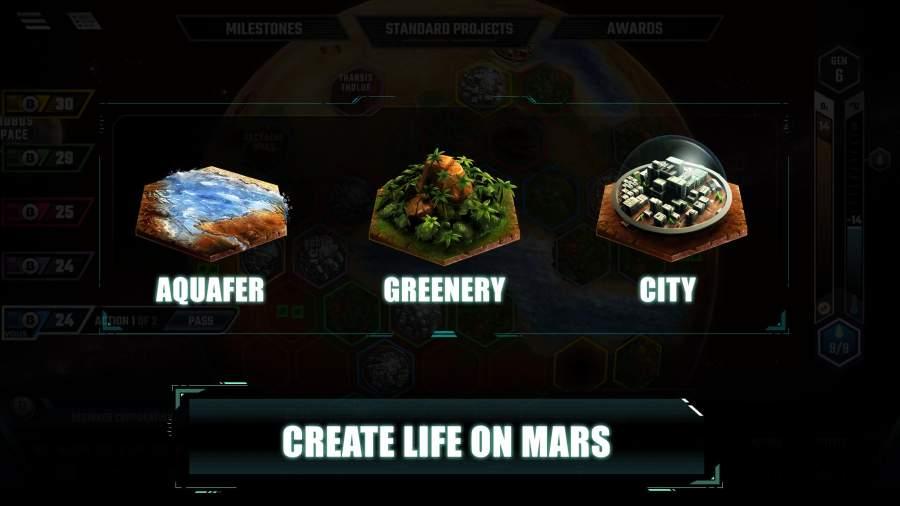 改造火星游戏截图