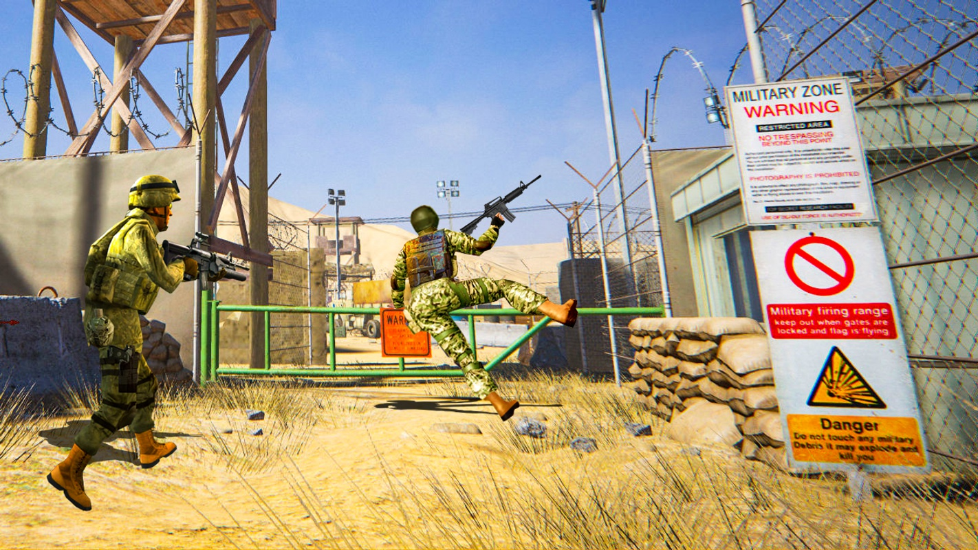 现代狙击手FPS
