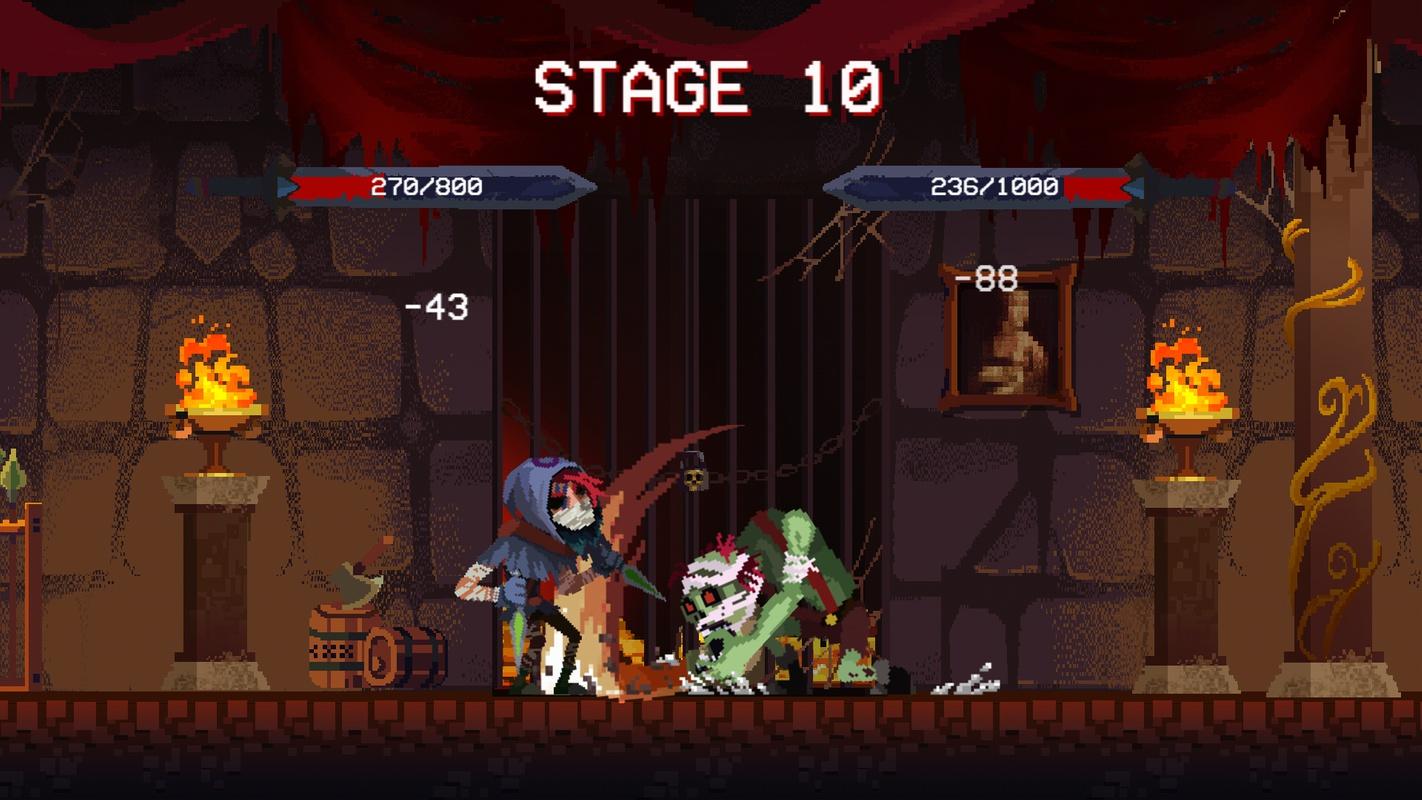 战斗房间游戏截图
