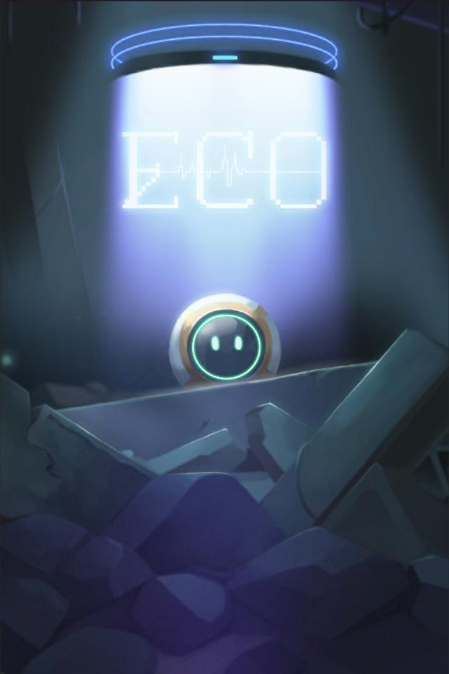 ECO:下落的球