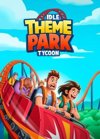 主题公园游戏截图