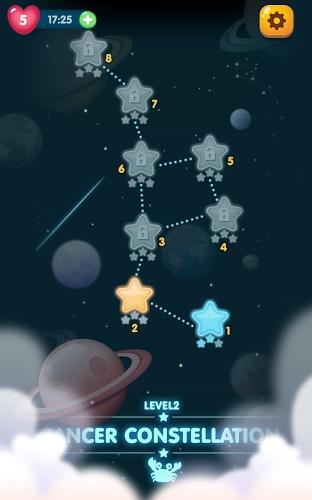 星链拼图游戏截图