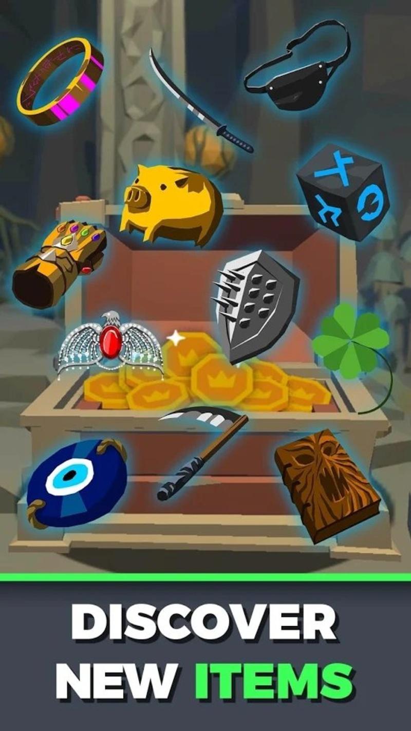 地下城故事游戏截图1