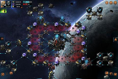 星盟冲突游戏截图5