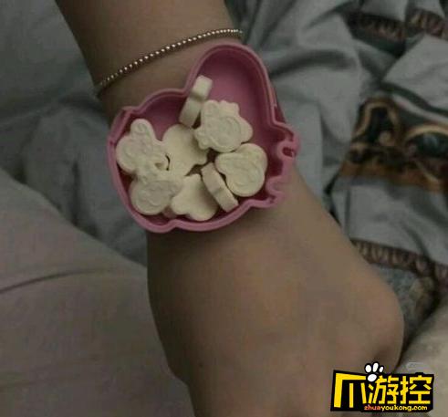 抖音小猪佩奇手表糖是什么梗 小猪佩奇手表糖