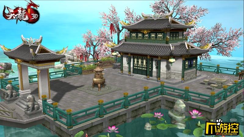 《天龙3D》9月更新前瞻:三周年先行版家园资料片