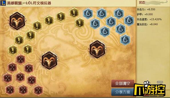 lol剑圣S6打野天赋符文搭配 LOL剑圣S6打野出装玩法介绍图片
