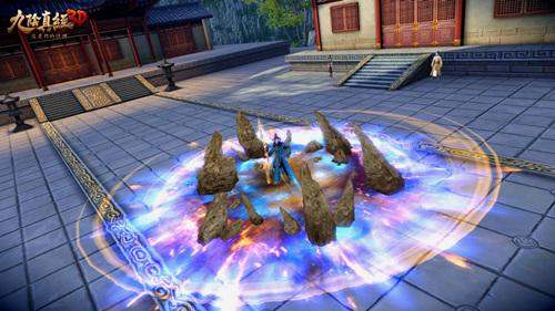 芳菲暗香伞最受欢迎? 盘点《九阴真经3D》中的各类神兵