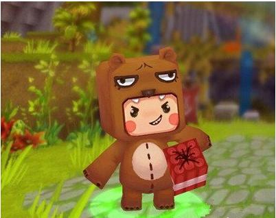 迷你世界熊孩子怎么获得 迷你世界熊孩子介绍图片