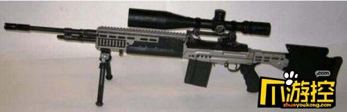 绝地求生刺激战场MK14-EBR怎样_狙击枪MK14-EBR属性介绍