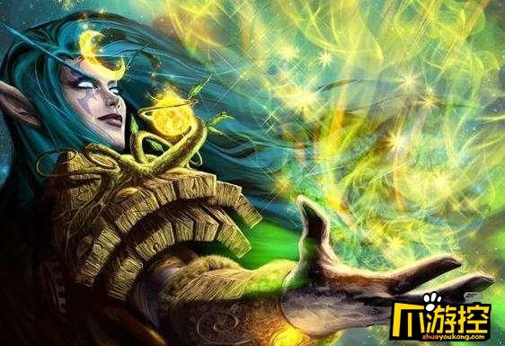 炉石传说女巫森林德鲁伊月初上分卡组推荐:Stancifka蓝龙德