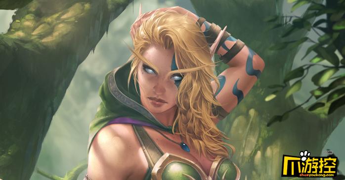 炉石传说女巫森林黄金赛猎人超强卡组推荐:Orange双核中速猎