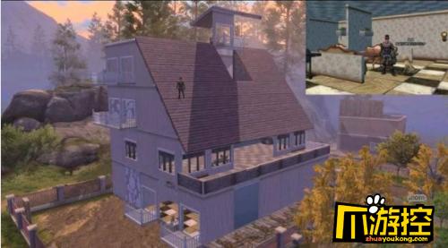 明日之后三级庄园房子怎么建好看_三级庄园别墅设计图图片