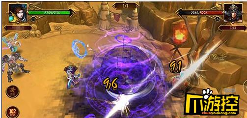 《神话HD》游戏测评:以山海经为原型 重定蛮荒大陆新秩序