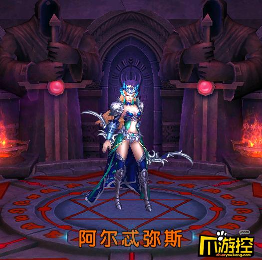 《诸神王座》游戏评测3
