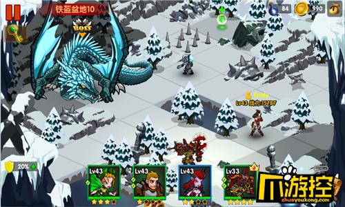 屠龙英雄团游戏评测4