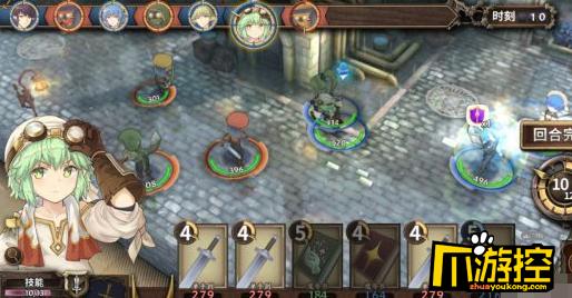 《完售物语》游戏评测:幻想风日系欧式世界观下的srpg