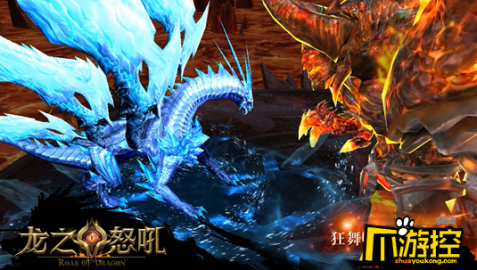 《龙之怒吼》游戏评测:开启3D战龙变身魔幻手游新历程