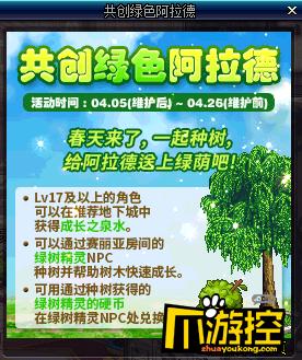 dnf綠樹精靈npc在哪 綠樹精靈npc位置介紹