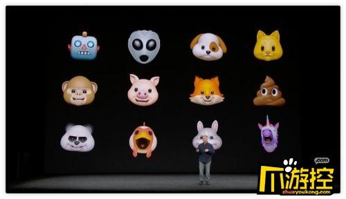 iphone8新功能Animoji表情怎么用 Animoji表情包使用介绍2