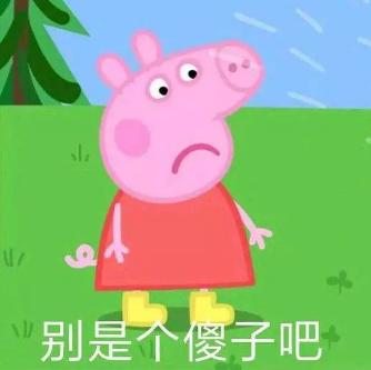 社会人小猪佩奇什么梗_抖音社会人小猪佩奇是