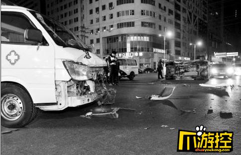 怀化救护车遇车祸 患者医生均不幸身亡
