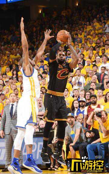 7 11 11欧文关键3分助骑士夺冠 骑士创造NBA总决赛新历史