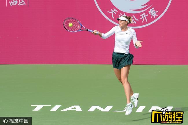 莎拉波娃天津赛获胜 时隔6个月再进女单八强