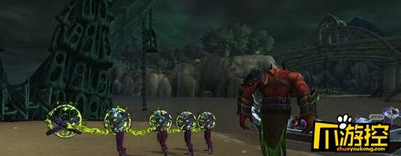 魔兽世界持续暴露任务怎么做_魔兽世界持续暴露任务视频攻略