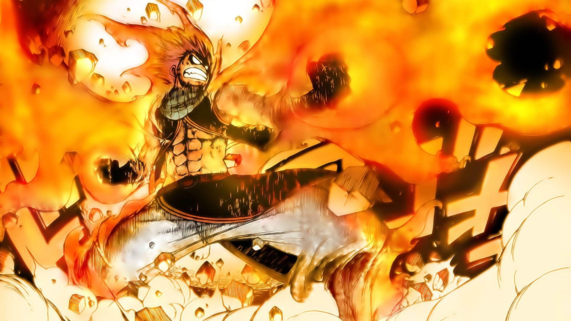 全新日漫改编手游《妖精的尾巴》视频曝光 重燃你的热血