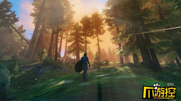 生存神作《英灵神殿》IGN9分 用北通阿修罗3挖矿体验翻倍