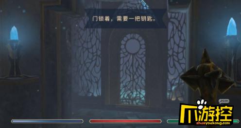 上古卷轴刀锋巫师的机关塔钥匙在哪