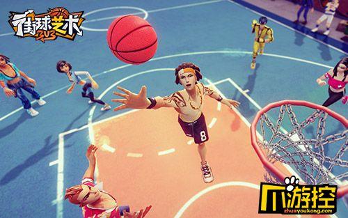 夏日将至街球艺术赤子逐梦,3V3对决尽情开赛