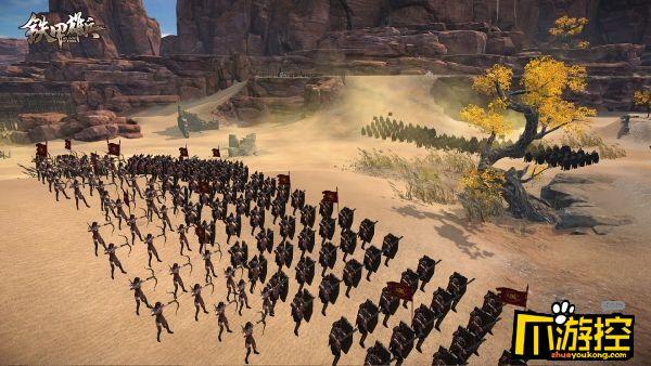 军团竞技硝烟再起,铁甲雄兵争霸赛8进4正式开战