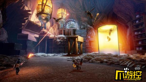《双人成行》启动游戏错误解决方法,用迅游流畅连接EA服务器
