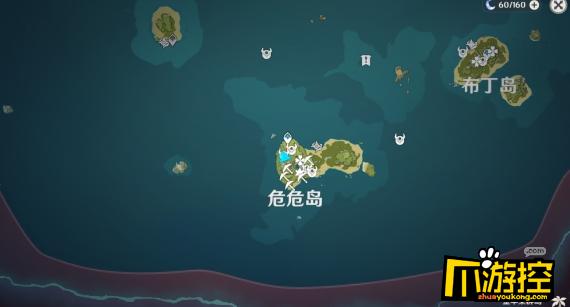 原神危危岛水风弹板怎么玩-危危岛水风弹板玩法攻略