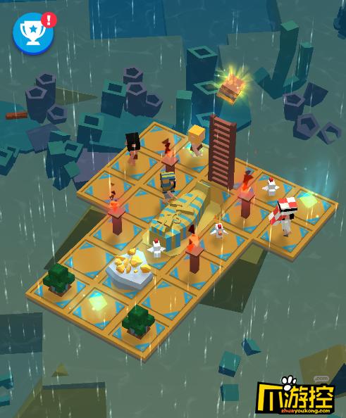 边锋网络休闲游戏出海佳作,IdleArks在自由海岛找到心灵归乡