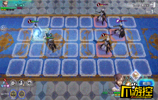 日系新策略RPG苍之骑士团2,逆袭之旅启程测试今日开启