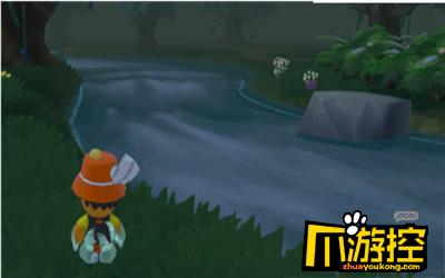 摩尔庄园手游黑森林钓鱼点位置一览1.png