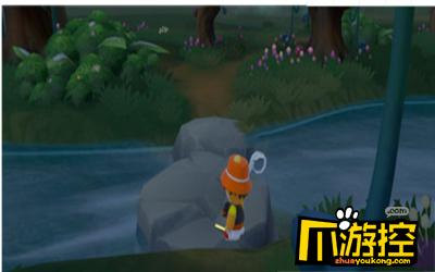 摩尔庄园手游黑森林钓鱼点位置一览2.png